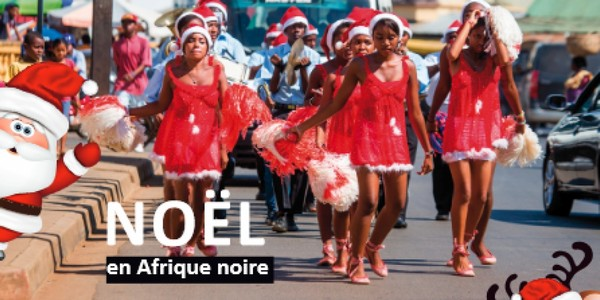 exposition «Noël en Afrique noire»