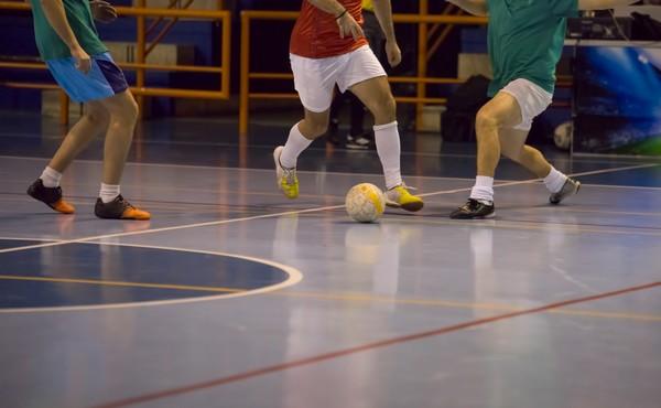 Tournoi de football en salle U15