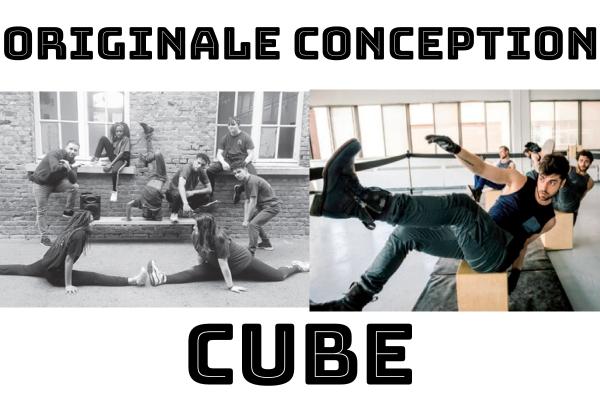 Cube et Originale Conception (1ère partie) 20H