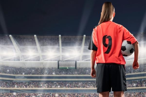 Tournoi de football sur herbe Féminin