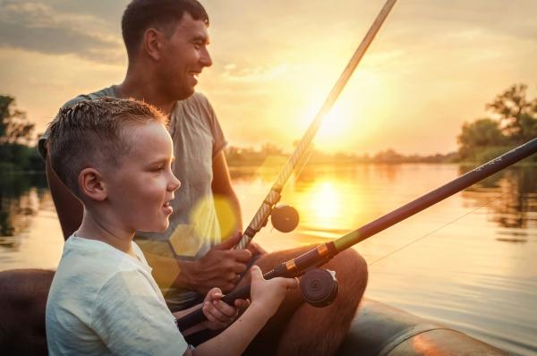 Concours de pêche jeunes