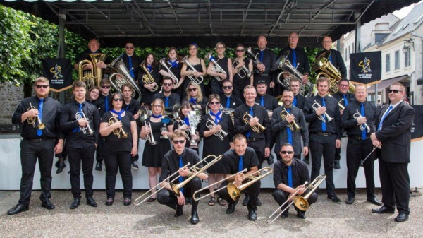 Concert du Brass Band de la Gorgue