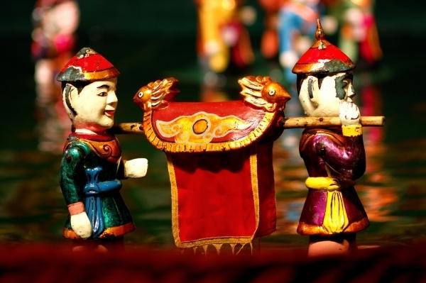 Exposition : Les Marionnettes