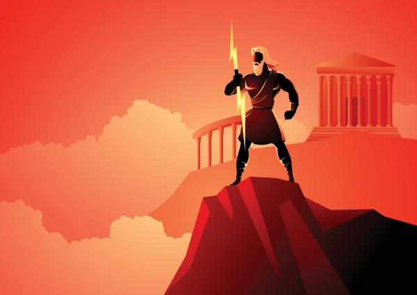 Mythologie : Dieux et héros gréco-romains