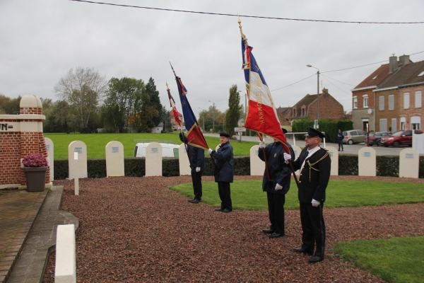 Commémoration de la victoire et de la paix, hommage à tous les morts pour la France