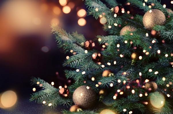 Arbre de Noël personnel communal