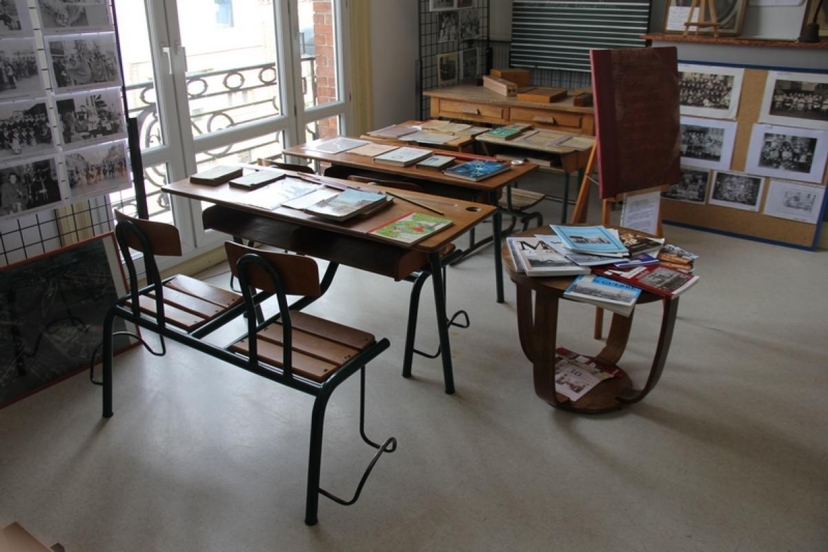 Le musée des Amis du Vieux Merville a déménagé