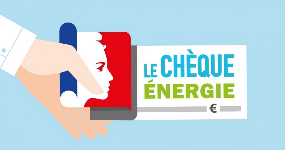 Lancement de la campagne d'envoi du chèque énergie 2019