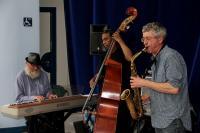 Concert de jazz à la médiathèque - 2015